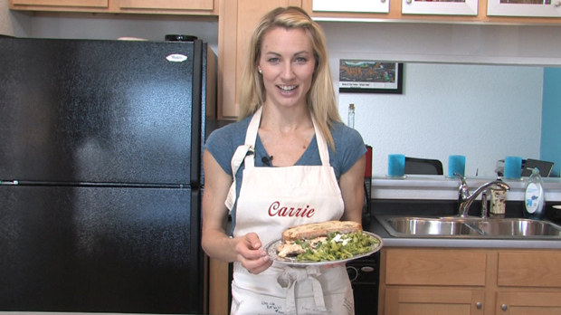Carrie's Famous Pesto