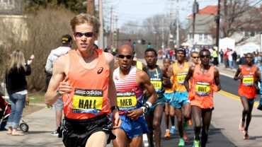 Ryan Hall: Baptism by Fire