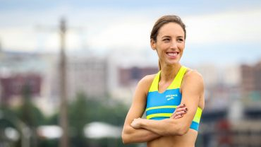 Gabriele Grunewald: Fiery, Feisty Runner Girl