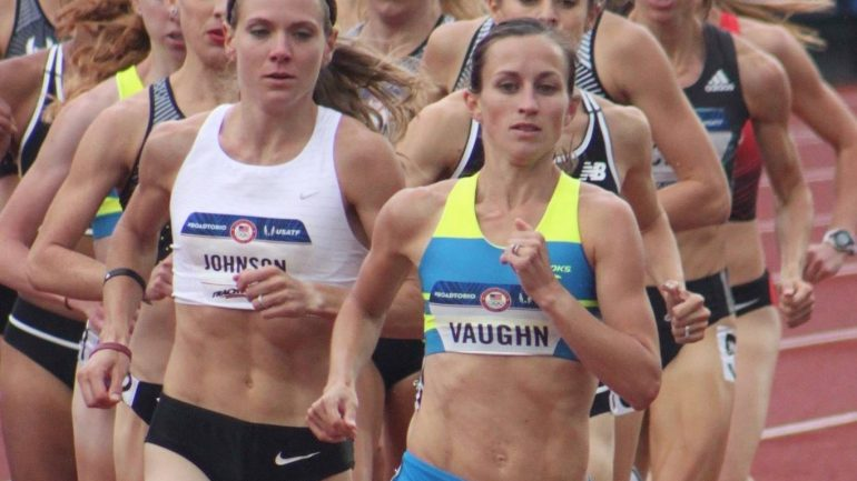 Sara Vaughn: Take a Different Route