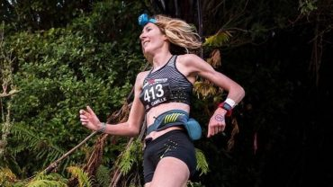 Camille Herron: Swept Up In Running