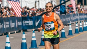 Jared Ward: Excited to Race