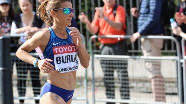 Serena Burla: Putting My Best Foot Forward