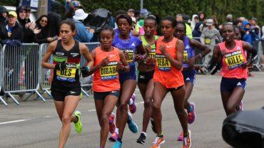 Desiree Linden: Competitive Spirit