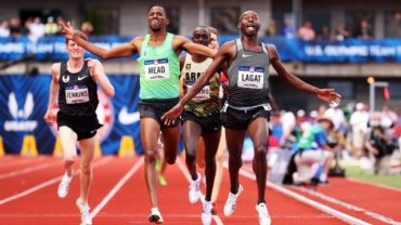 Bernard Lagat: Not Afraid of a Challenge