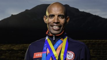 Meb Keflezighi – Make Sure You Smile at the End