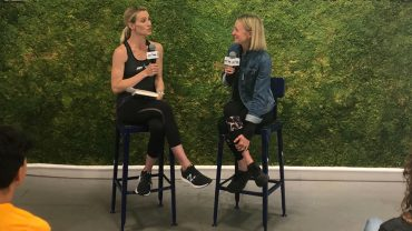 Deena Kastor: Live from NYRR Mini 10K