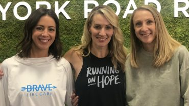 C Tolle Run Live with Paula Radcliffe and Abby Anderson