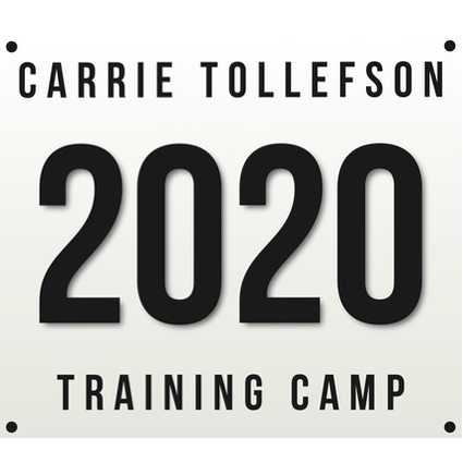 The Carrie Tollefson Training Camp
