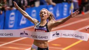 Elle Purrier – Feeling Like a Totally Different Athlete