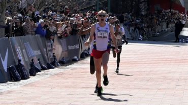 Jake Riley – Marathon Guy with a Kick