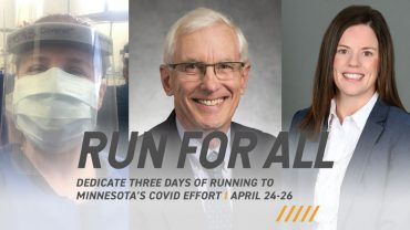 Run for All – Feeding the Frontline MN