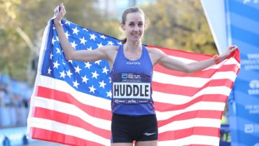 Molly Huddle – Trying to Tune In
