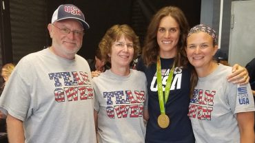 The Jorgensens – A Family's Story to Olympic Gold