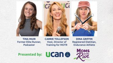 Tina Muir and Dina Griffin – Health and Performance for Active Women