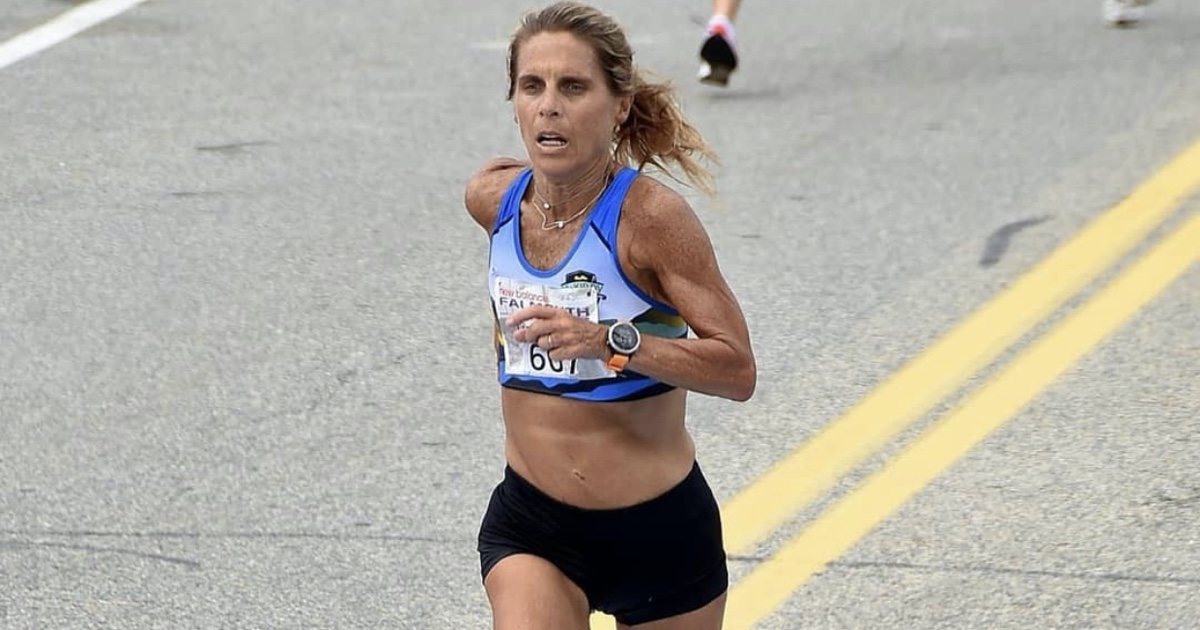 Heather Knight Pech Running
