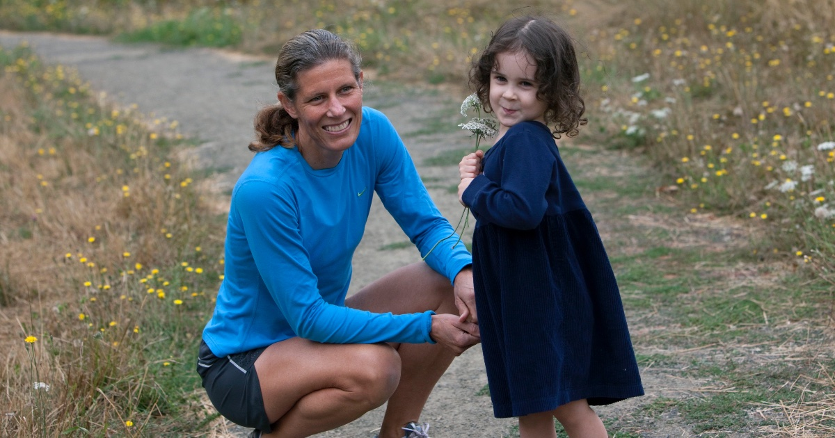 Marla Runyan – It's the Athlete First